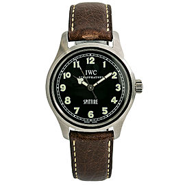 IWC Spitfire IW325300 Steel 38mm Watch