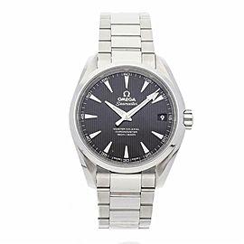 Omega Seamaster 231.10.3 Steel 38.5mm Watch