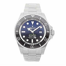 Rolex Sea-dweller 126660BK Steel 44.0mm Watch