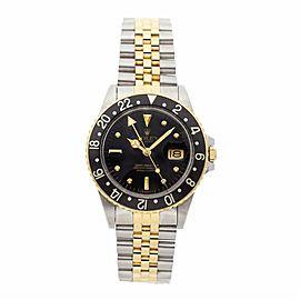 Rolex Gmt Master 16753 Steel 40.0mm Watch