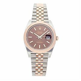 Rolex Datejust Ii 126331 Steel 41.0mm Watch