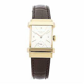 Patek Philippe Gondolo 1450J Gold 25.0mm Watch