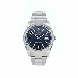 Rolex Datejust Ii 126300 Steel 41.0mm Watch