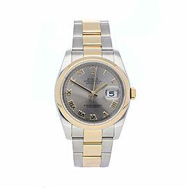 Rolex Datejust 116203 Steel 36.0mm Watch