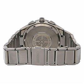 Seiko Astron SSE129 Titanium 46.1mm Watch (Certified Authentic & Warranty)