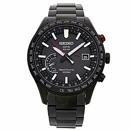 Seiko Sportura SSF005 Steel 45.0mm Watch