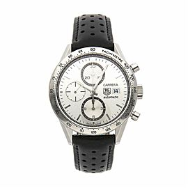 Tag Heuer Carrera CV2017 Steel 41.0mm Watch