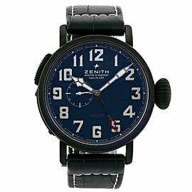 Zenith Pilot 96.2436. Titanium 48.0mm Watch