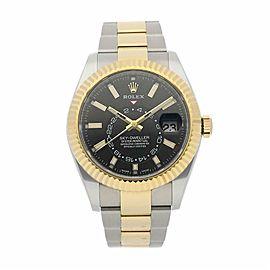 Rolex Sky-dweller 326933 Steel 42.0mm Watch