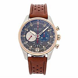 Zenith El Primero 51.2041. Steel 42.0mm Watch