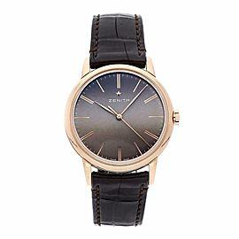 Zenith Elite 18.2290. Gold 39.0mm Watch