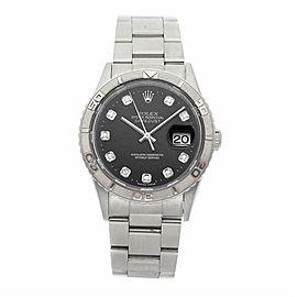Rolex Datejust 16264 Steel 36.0mm Watch