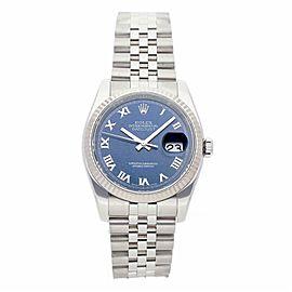 Rolex Datejust 116234 Steel 36.0mm Watch