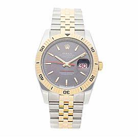 Rolex Datejust 116263 Steel 36.0mm Watch