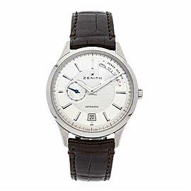 Zenith Captain 03.2120. Steel 40.0mm Watch