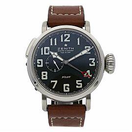 Zenith Pilot 03.2430. Steel 48.0mm Watch