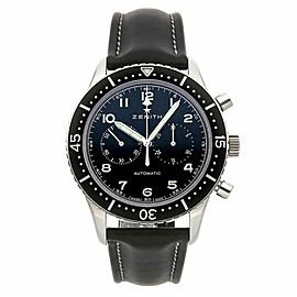 Zenith Pilot 03.2240. Steel 43.0mm Watch