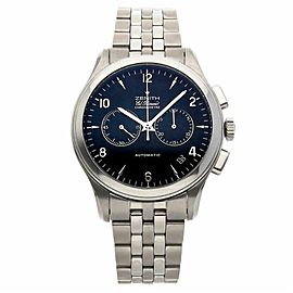 Zenith El Primero 03.0510. Steel 40.0mm Watch