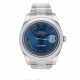 Rolex Datejust Ii 116300 Steel 41.0mm Watch