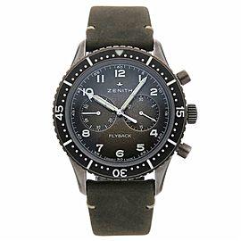 Zenith Pilot 11.2240. Steel 43.0mm Watch