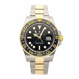 Rolex Gmt Master Ii 116713 Steel 40.0mm Watch