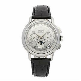 Zenith El Primero 01.0240. Steel 40.0mm Watch