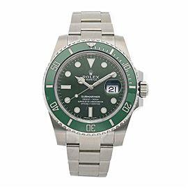 Rolex Submariner 116610LV Steel 40.0mm Watch