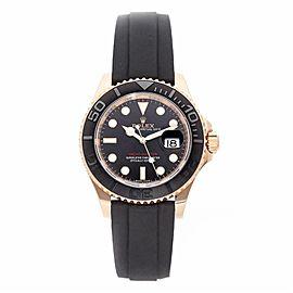 Rolex Yacht-master 116655 Gold 40.0mm Watch