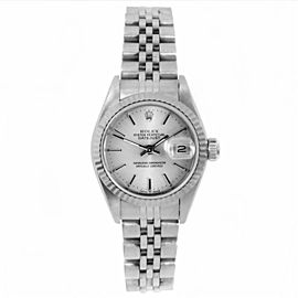 Rolex Datejust 69174 Steel 26mm Women Watch