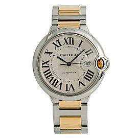 Cartier Ballon Bleu W2BB0022 Steel 42mm Watch