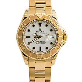 Rolex Yacht-master 68628 Gold 35mm Watch (Certified Authentic & Warranty)