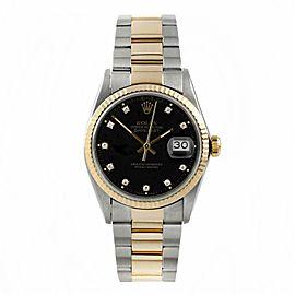 Rolex Datejust 16013 Steel 36mm Watch
