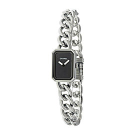 Chanel Premiere PREMIERE Steel 22mm Women Watch