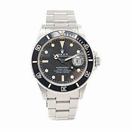 Rolex Submariner 16800 Steel 40.0mm Watch