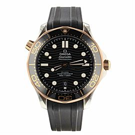 Omega Seamaster 210.22.4 Steel Watch