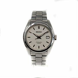 Seiko Mechanical SARB035 Steel Watch
