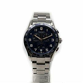 Victorinox Chrono 241652 Steel Watch