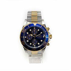 Invicta Pro Diver 1773 Two Tone Watch