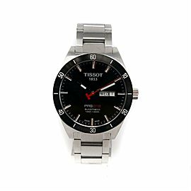 Mathey-tissot Prs 516 T0444302 Steel Watch