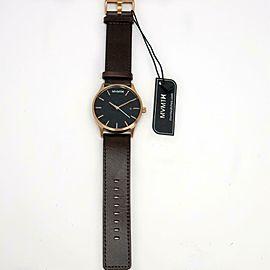 Mvmt 40 Series ROSE GOL Steel Watch