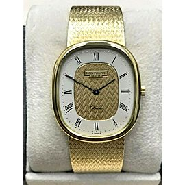 Patek Philippe Golden Ellipse Ref 3838 18K Solid Gold
