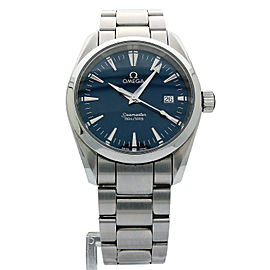 Omega Seamaster 2518.80 Steel 36.0mm Watch