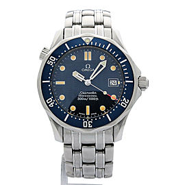 Omega Seamaster 2561.80. Steel 36.0mm Watch