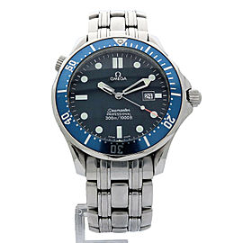 Omega Seamaster 2541.80. Steel 41.0mm Watch