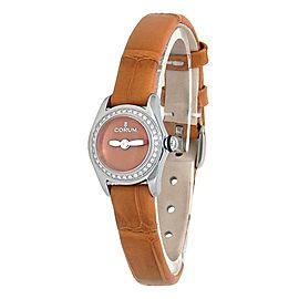 Corum Bubble Mini Stainless Steel Swiss Quartz Ladies Watch L137/03602