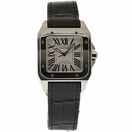 Cartier Santos 100 W20106X8 Steel 35.0mm Watch