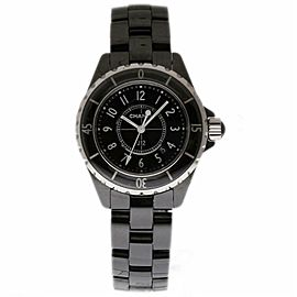 Chanel J12 H0682 Ceramic 33.0mm Womens Watch