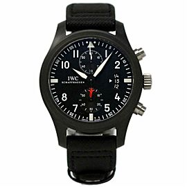 IWC Pilot IW388001 Ceramic 46.0mm Watch