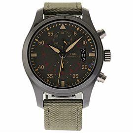 IWC Pilot IW388002 Ceramic 46.0mm Watch