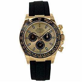 Rolex Daytona 116518 Gold 40.0mm Watch